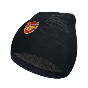 2021 arsenal football club fans winter warm plus fleece knit hat
