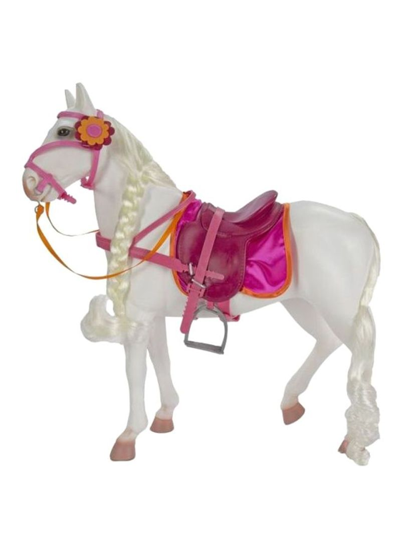 clydesdale toy horse bd38025 20inch