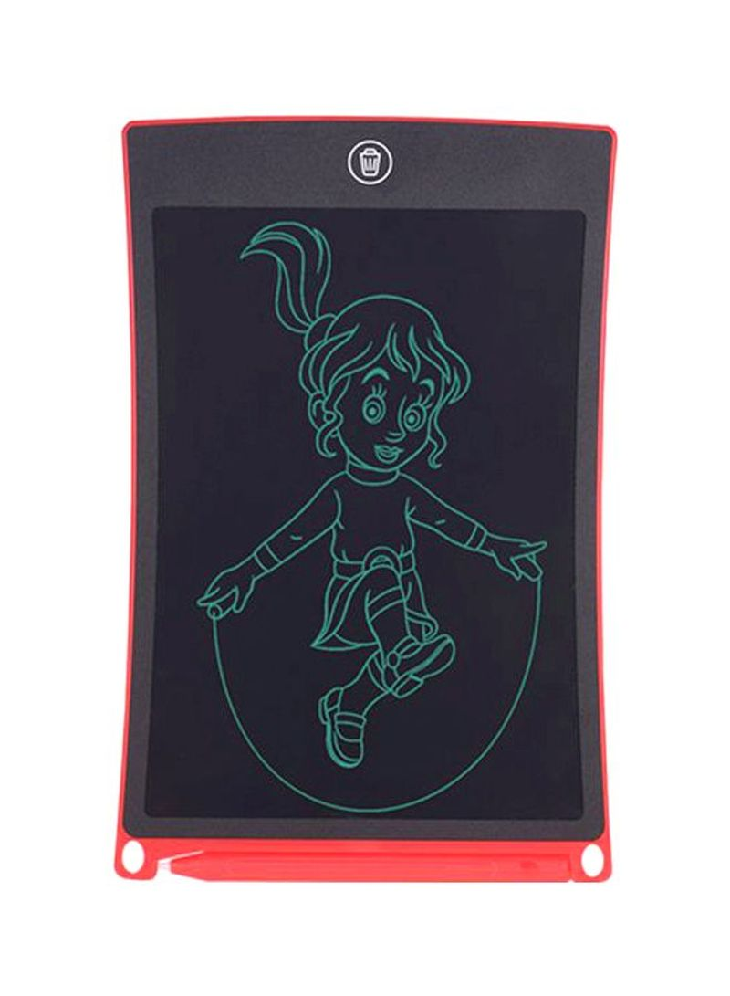 led luminous board children drawing tablet 8.5inch