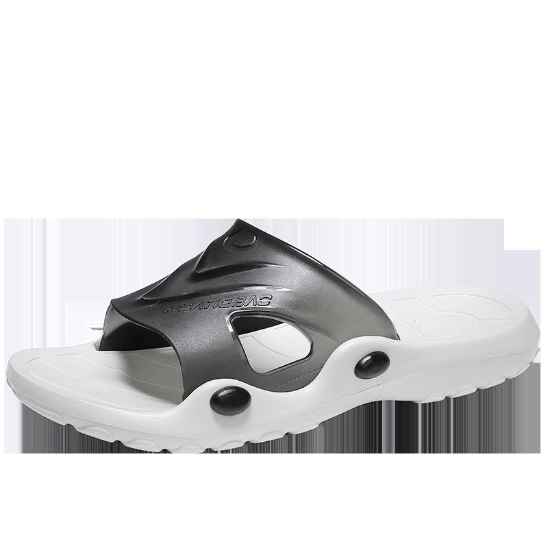 men's slippers eva lightweight wear resistant soft sole men's casual sandals with men's sandals