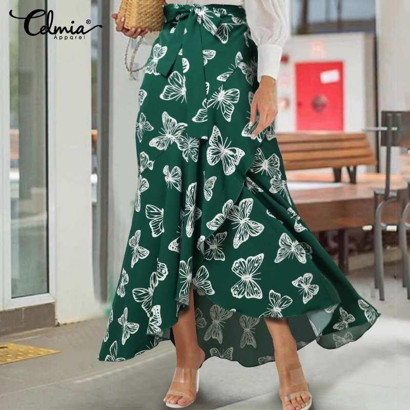 Shein crop top , skirt - ReThought